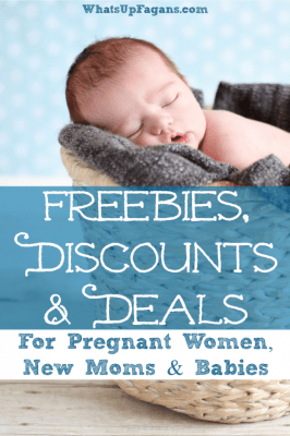Check out this huge list of awesome freebies for new moms, pregnant women, and babies! I am pinning and sharing for sure!