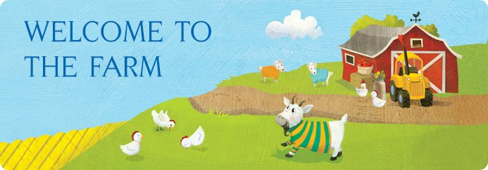Welcome to the Farm - Explore Animals with your kids