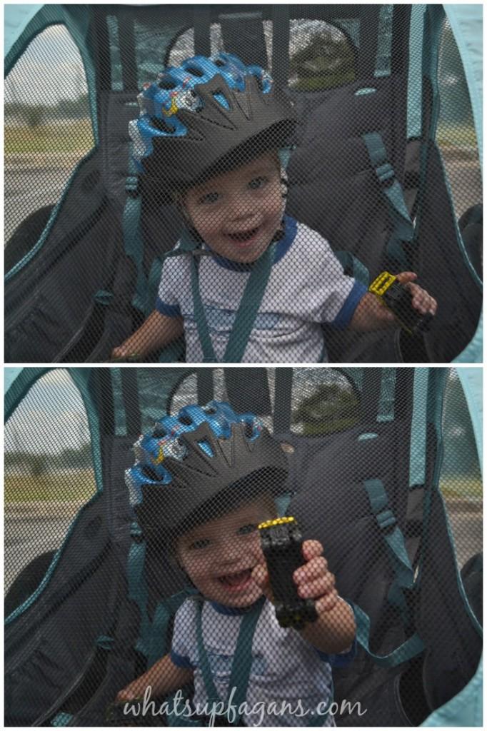 Baby Biking