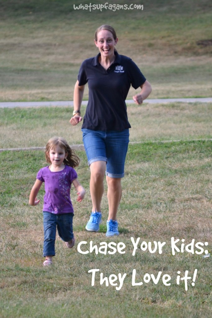 Top 10 Backyard Activities for Kids -  Chase Your Kids