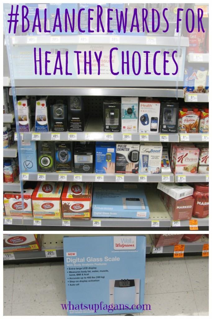 Walgreens scale - #BalanceRewards for Healthy Choices #shop #cbias