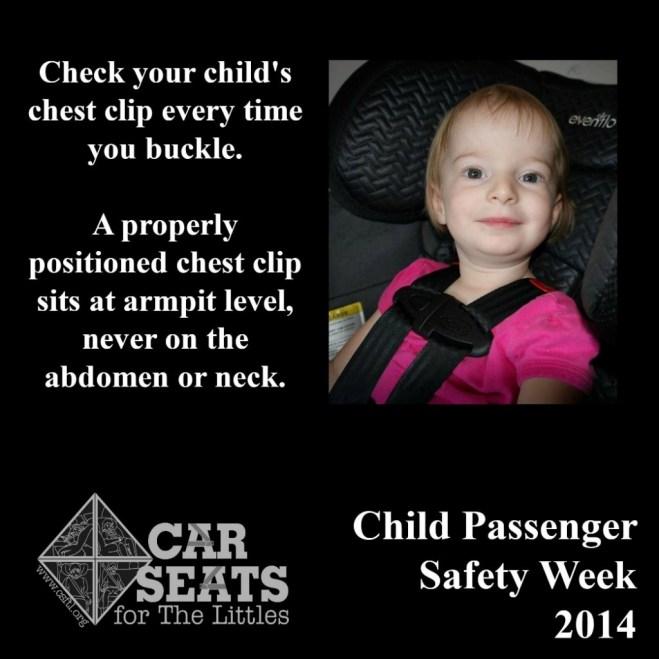 Car Seats - Chest Clip