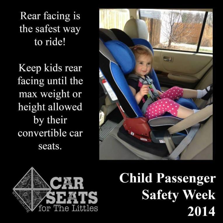 Car Seats - Rear Facing