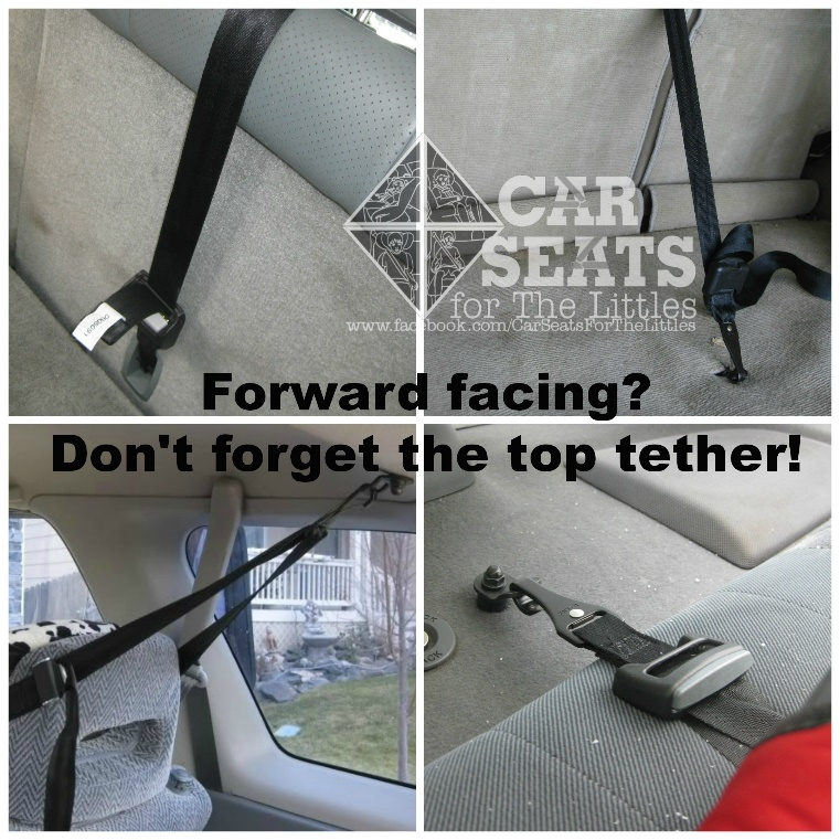 Car Seats - Tethers