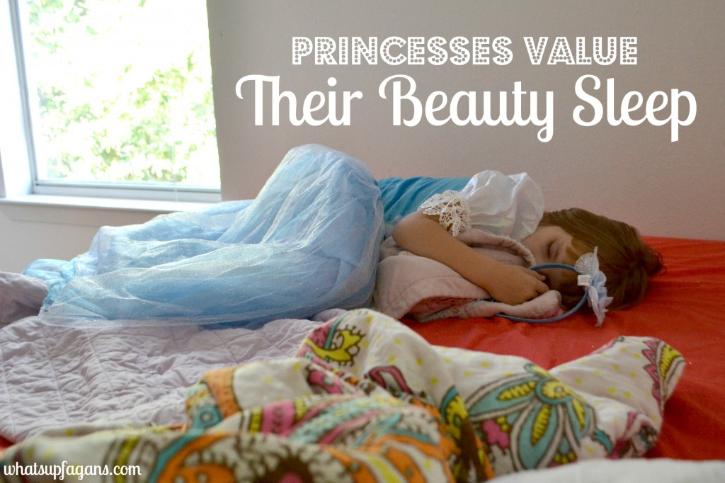 So cute! One quality of a princess is that they value their beauty sleep, just like Sleeping Beauty. #DisneyBeauties #shop #cbias