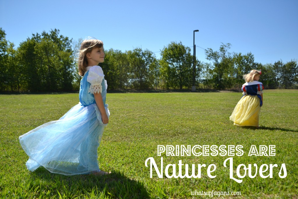 Princesses are friends of the environment and nature lovers! #DisneyBeauties #shop #cbias