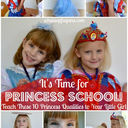 Such a cute list of Princess qualities and characteristics! Love the idea of taking my girls to Princess school, Disney style, with princess costumes! #DisneyBeauties #shop #cbias