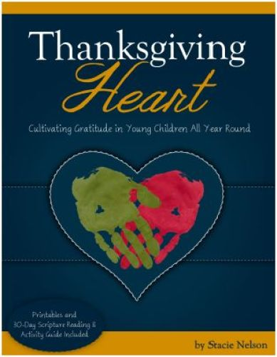 What an awesome ebook! It is so important to cultivate a Thanksgiving heart in ourselves and our children!