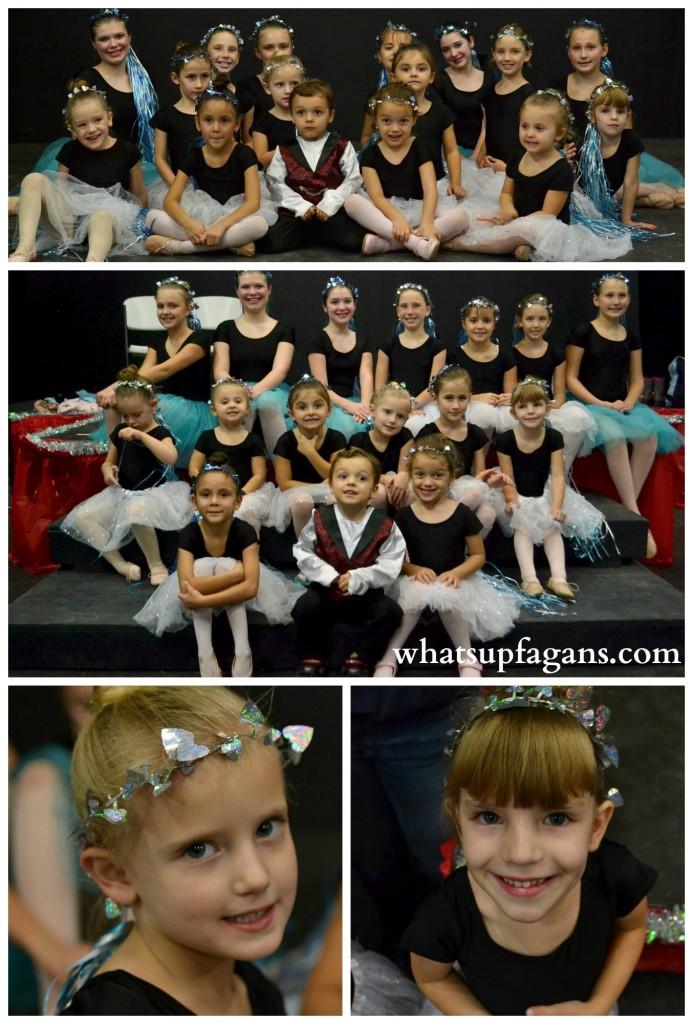 Ballet Collage