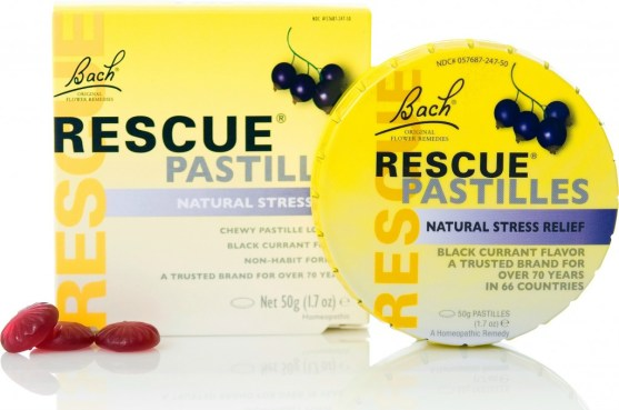 RESCUE Stress Relievers #StressLess2BmyBest #CG