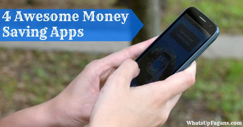 Awesome tutorial of four money saving apps for smart phones: iBotta, Target Cartwheel, ShopKick, and Snap. I love that you can get cash back on things you buy anyway and even for just walking in a store!