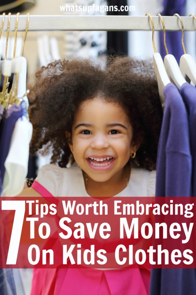 I so agree! These simple tips will definitely help you save money on kids clothes, especially for those with a few kids.