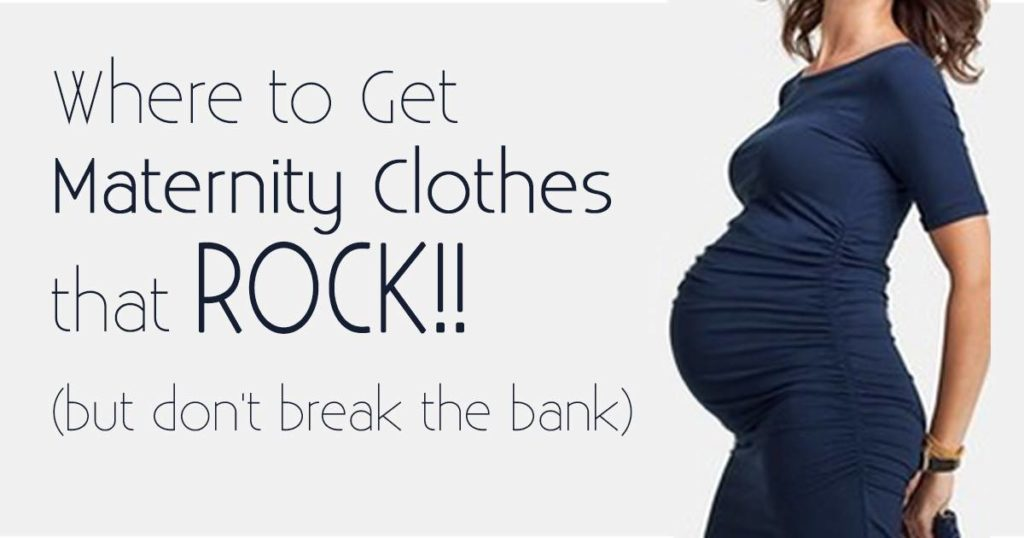 where to get cheap maternity clothes | free maternity clothes