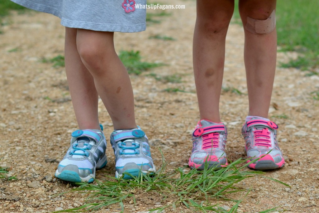 If you want to know how to build endurance in preschoolers and toddlers, then you need to make sure you have the right footwear for the physical fitness for kids!