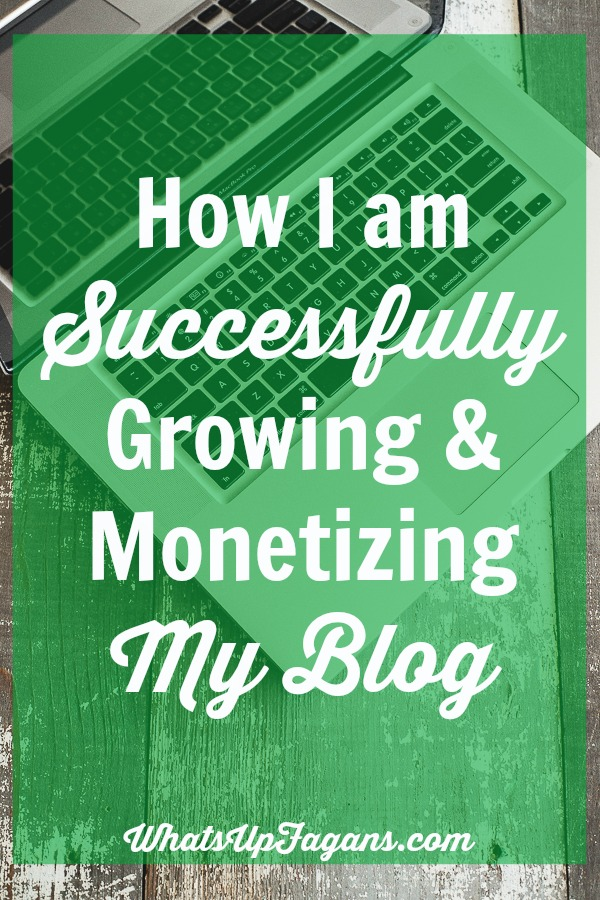 Awesome blogging tips and advice on monetizing and growing a successful blog.