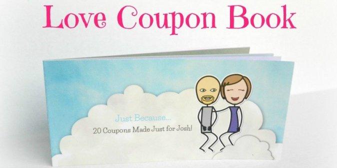 Love Coupon Book - Sidebar