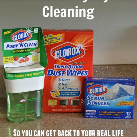9 tips for speeding up the everyday cleaning process for your home.