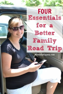 Great tips for having a better, smoother, more affordable summer family road trip!