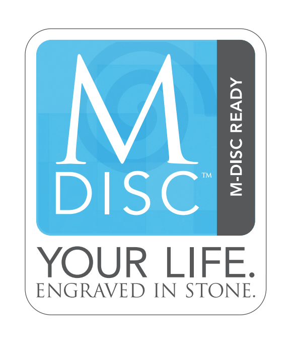 The best way to store digital photos and pictures - The M-DISC