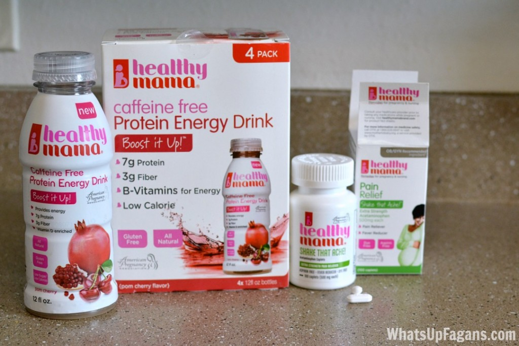 healthy mama brand products are great for pregnant women