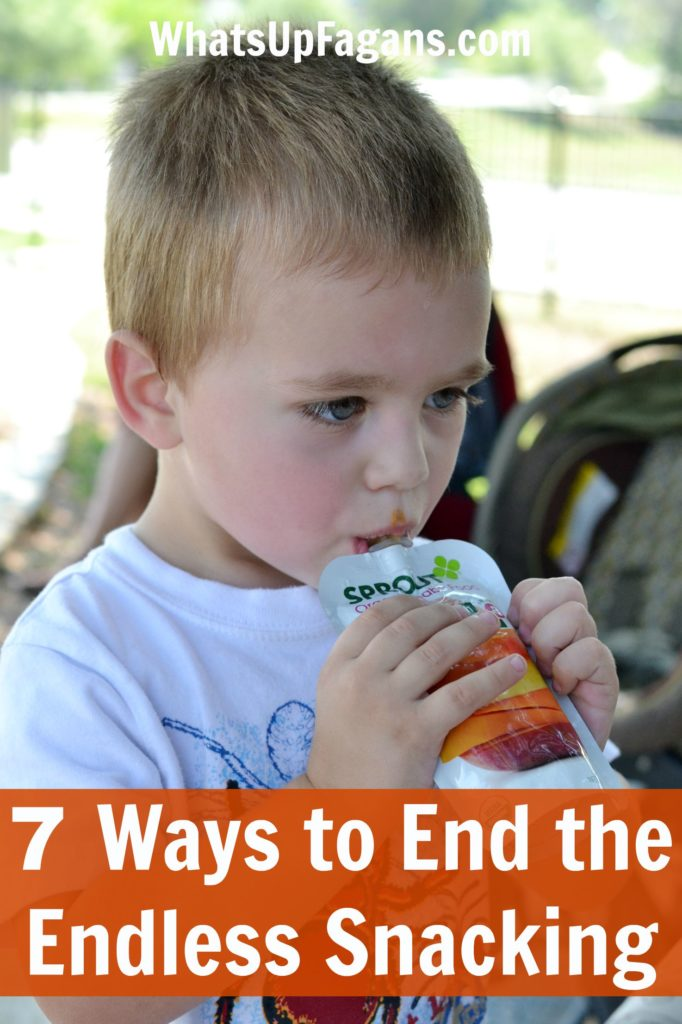 Great parenting tips for stopping my toddler's endless snacking habits! Hopefully no more meal time battles.