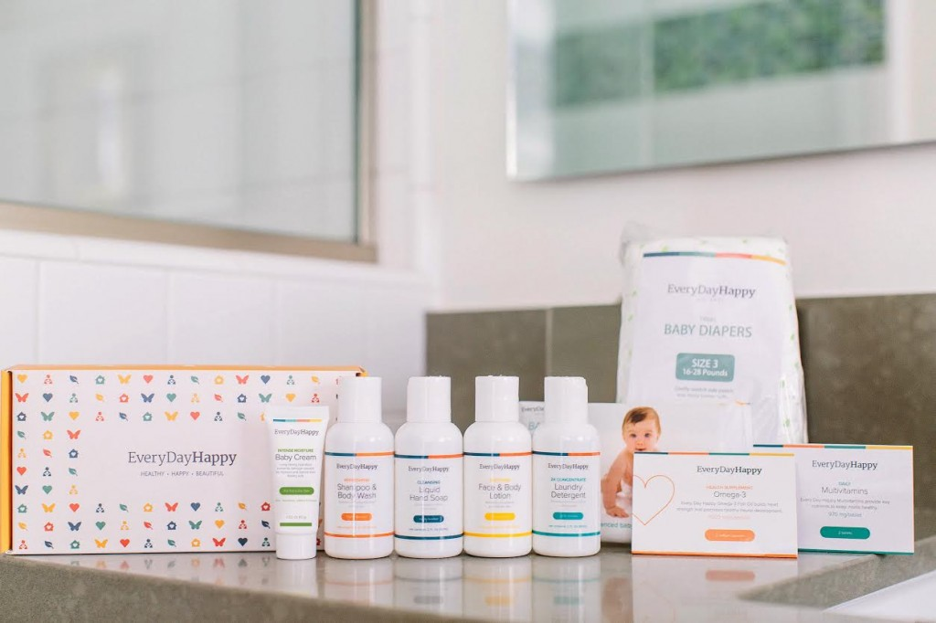 EveryDayHappy Free Trial Kits