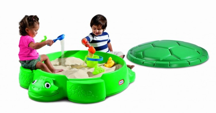 Outdoor Play equipment sandbox
