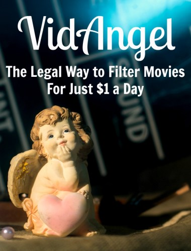 I will try this out! It's a new streaming video site that offers filtered movies legally. And for just $1 a day! This blogger loved it in this review.