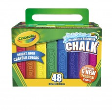 outdoor play equipment - chalk