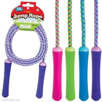outdoor play equipment - jump rope