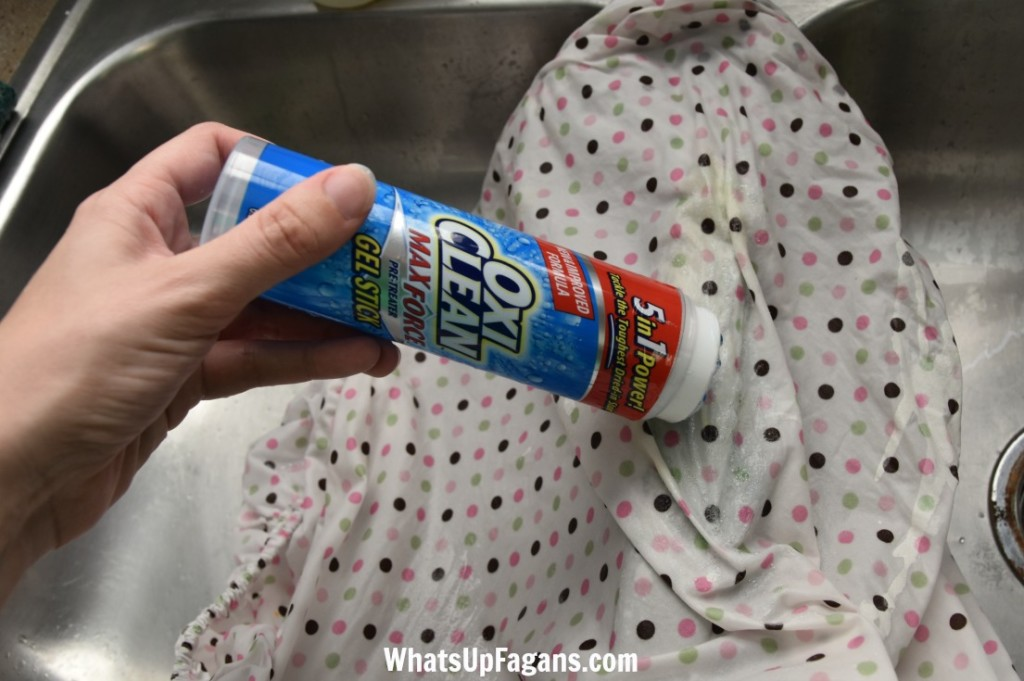 baby stain remover oxiclean