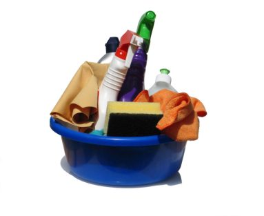 cleaning tools - supplies every home needs and how to properly clean the tools.