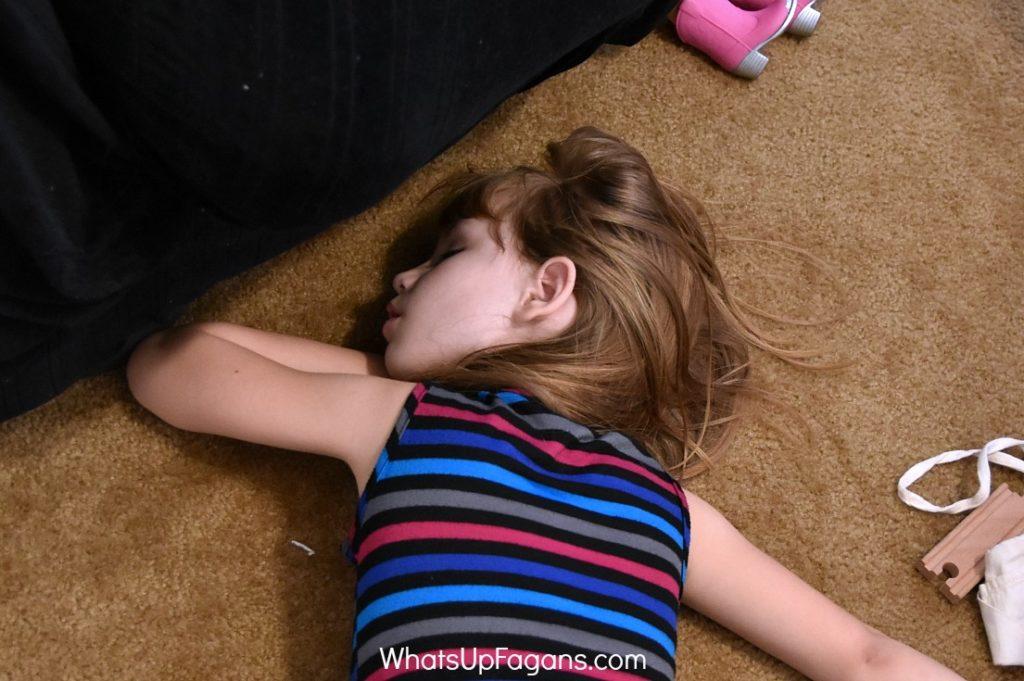 summertime sleep for gradeschoolers