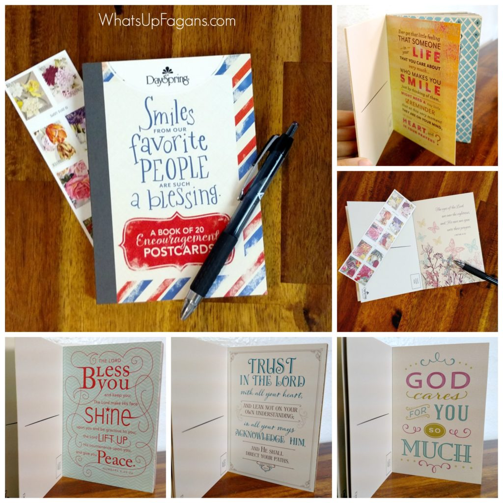 DaySpring Christian Celebrations Postcards - Gift idea for loss death grief