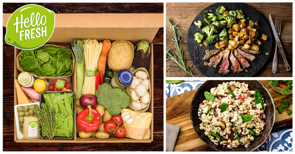 pregnancy gift idea - meal services - hello-fresh-meal-services-in-a-box-delivered-to-home