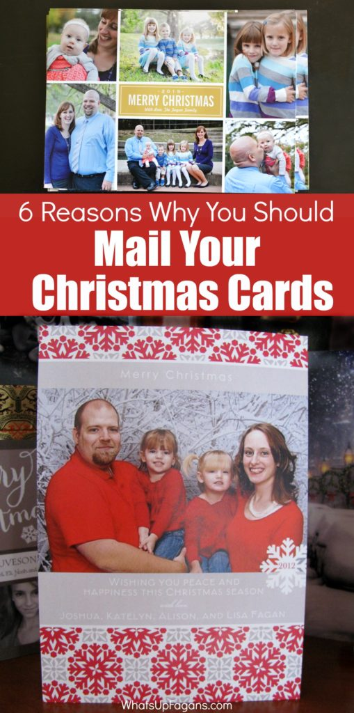 Why Christmas Cards are worth the money! Plus tips on affording Christmas cards on a tight budget! Cheap Christmas Cards. Holiday Cards. Photo Cards.