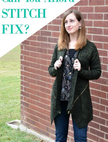 how much does Stitch Fix cost