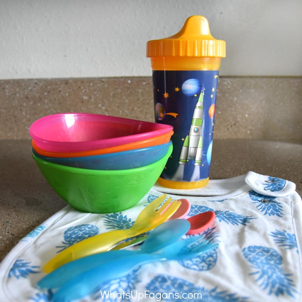 baby feeding essentials