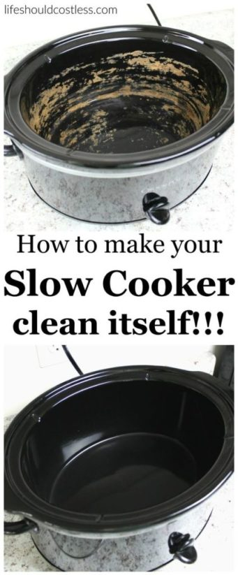 clean your slow cooker