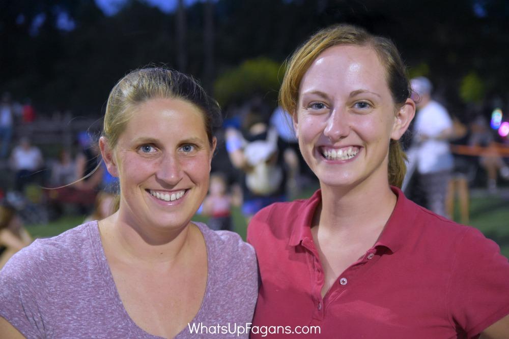 Kirsten and Katelyn - best friends