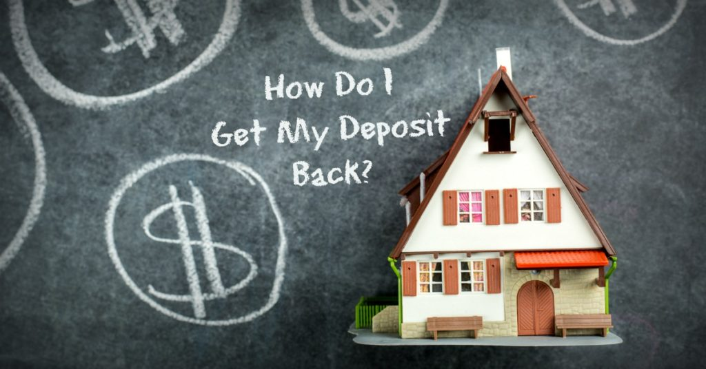 How to get your rental security deposit back from landlord