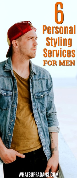 men's monthly clothing subscription box | online personal styling services for men | Gifts for Him | Gift Ideas for Guys | stitch Fix | Bombfell | Five Four Club |