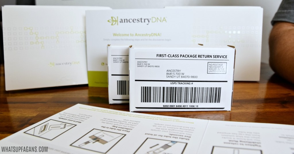 What to expect from a DNA Test from Ancestry.com - Ancestry DNA testing review, complete with results, how to collect your DNA samples, and what to expect. Genealogy | Family History | DNA Sampling | Genetics