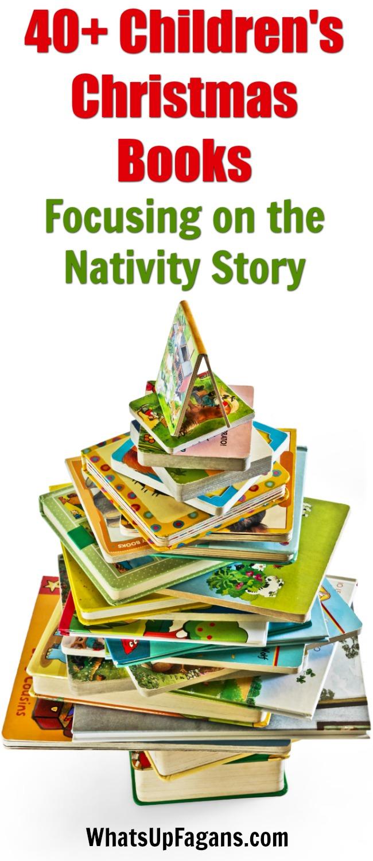 Christmas Story For Kids.40 Children S Christmas Books Focused On Nativity Story