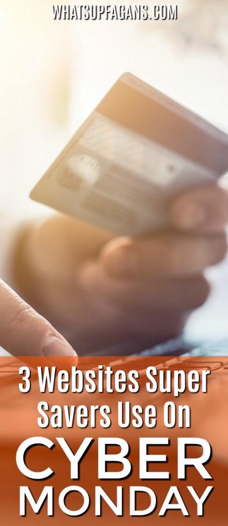 Cyber Monday Shopping - Cash Back Websites - Black Friday Apps