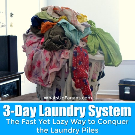 how to do laundry faster - how to get laundry done faster