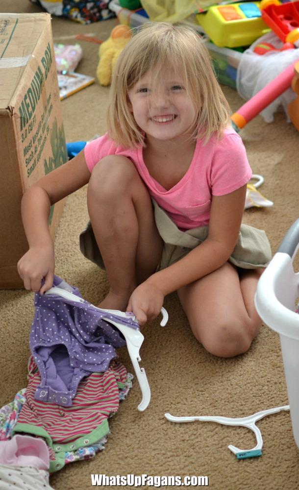 teach kids how to do laundry - laundry skills - chores