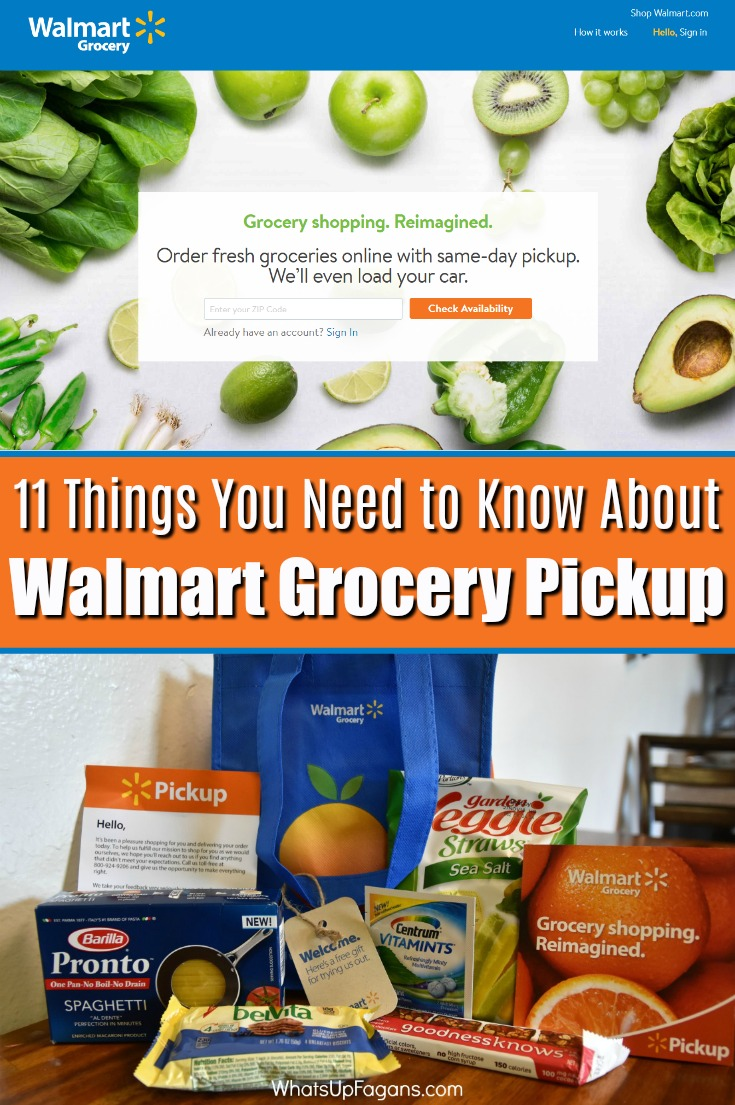 e18f39a4e1 11 Things You Need to Know about Walmart Grocery Pickup