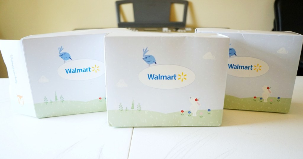 monthly subscription boxes for pregnancy and beyond from Walmart Baby Boxes