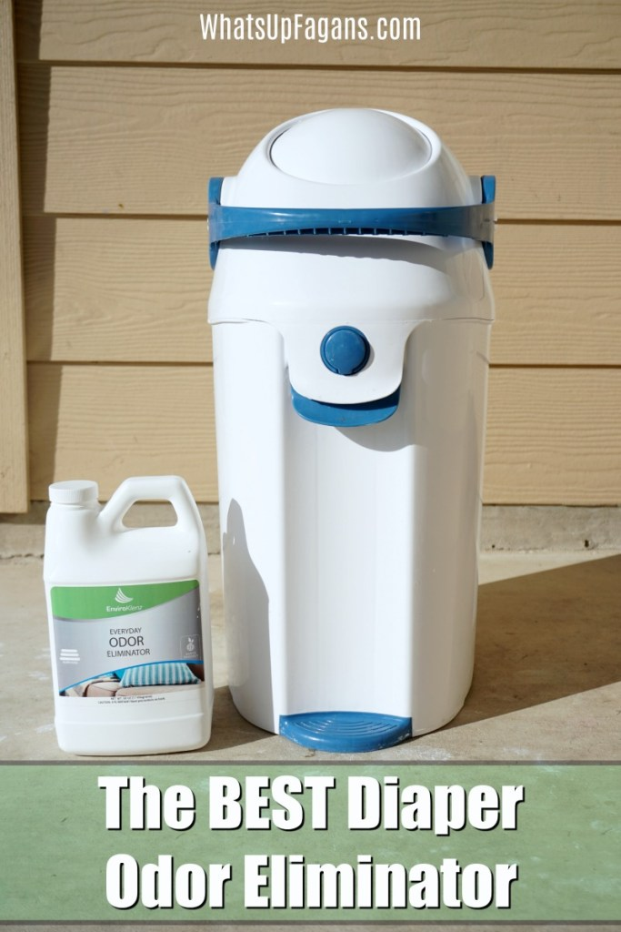best diaper pail odor control